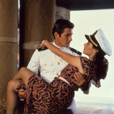 An Officer And A Gentleman, Richard Gere, Debra Winger, 1982 Photo
