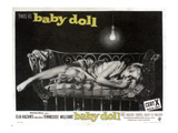 Baby Doll, Carroll Baker, 1956 Photo