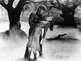 The Wolf Man, Lon Chaney Jr., Evelyn Ankers, 1941 Photo