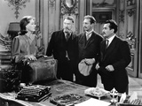 Ninotchka, Greta Garbo, Sig Ruman, Felix Bressart, Alexander Granach, 1939 Prints