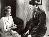 Spellbound, Ingrid Bergman, Gregory Peck, 1945 Photo