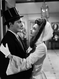 The Picture Of Dorian Gray, Hurd Hatfield, Donna Reed, 1945 Photo