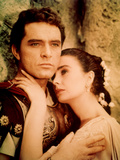 The Robe, Richard Burton, Jean Simmons, 1953 Print