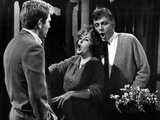 Who's Afraid Of Virginia Woolf?, George Segal, Elizabeth Taylor, Richard Burton, 1966 Poster