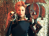 Bell, Book And Candle, Kim Novak, 1958 Print