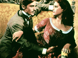 The Leopard, (AKA Il Gattopardo), Alain Delon, Claudia Cardinale, 1963 Prints