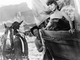 Wagon Master, (AKA Wagonmaster), Ben Johnson, Harry Carey Jr., Joanne Dru, 1950 Photo