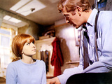 Alfie, Jane Asher, Michael Caine, 1966 Photo