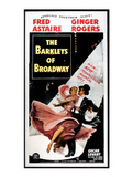 The Barkleys Of Broadway, Ginger Rogers, Fred Astaire, 1949 Posters