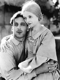 Sunrise, George O'Brien, Janet Gaynor, 1927 Lámina