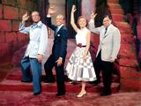 The Band Wagon, Jack Buchanan, Fred Astaire, Nanette Fabray, Oscar Levant, 1953 Photo