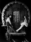 Street Angel, Charles Farrell, Janet Gaynor, 1928 Poster