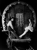 Street Angel, Charles Farrell, Janet Gaynor, 1928 Photo