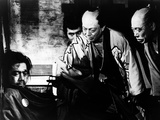 Yojimbo, Toshiro Mifune, Tatsuya Nakadai, Takashi Shimura, 1961 Photo
