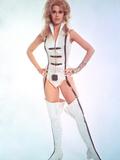 Barbarella, Jane Fonda, 1968 Kunstdrucke