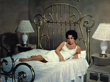 Cat On A Hot Tin Roof, Elizabeth Taylor, 1958 Posters