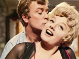 Alfie, Michael Caine, Shelley Winters, 1966 Poster