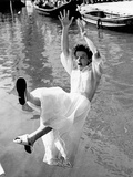 Summertime, Katharine Hepburn, 1955 Photo