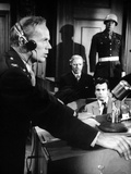 Judgment At Nuremberg, Richard Widmark, Burt Lancaster, Maximillian Schell, 1961 Photo