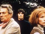 Sunday Bloody Sunday, Peter Finch, Murray Head, Glenda Jackson, 1971, Sexual Triangle Photo