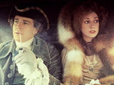 Barry Lyndon, Ryan O'Neal, Marisa Berenson, 1975 Photo