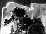 The Seven Samurai, (AKA Shichinin No Samurai), Toshiro Mifune, 1954 Photographie