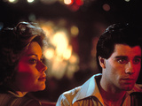 Saturday Night Fever, Donna Pescow, John Travolta, 1977 Photo