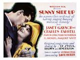 Sunnyside Up, Charles Farrell, Janet Gaynor, 1929 Photographie