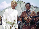 Lawrence Of Arabia, Peter O'Toole, Anthony Quinn, 1962 Photo