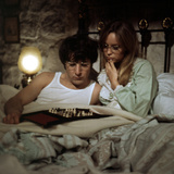 Straw Dogs, Dustin Hoffman, Susan George, 1971 Photo
