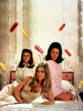 Valley Of The Dolls, Patty Duke, Sharon Tate, Barbara Parkins, 1967 Poster
