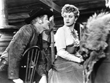 Winchester '73, Dan Duryea, Shelley Winters, 1950 Photo