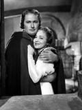Adventures Of Robin Hood, Errol Flynn, Olivia De Havilland, 1938 Photo