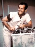 One Flew Over The Cuckoo's Nest, Jack Nicholson, 1975 Photo