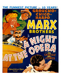A Night At The Opera, 1935 Julisteet