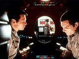 2001: A Space Odyssey, Gary Lockwood, Keir Dullea, 1968 - Photo