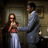 A Patch Of Blue, Elizabeth Hartman, Sidney Poitier, 1965 Photo