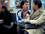 Night Shift, Michael Keaton, Henry Winkler, 1982 Photo