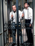 The Odd Couple, Jack Lemmon, Walter Matthau, 1968 Photo