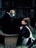 Yentl, Nehemiah Persoff, Barbra Streisand, 1983 Photo