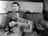 The Lady Vanishes, Michael Redgrave, Margaret Lockwood, 1938 Print