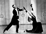 Shall We Dance, Fred Astaire, Ginger, Rogers, 1937 Posters