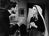 The Song Of Bernadette, Vincent Price, Jennifer Jones, 1943 Photo