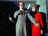 The Ipcress File, Michael Caine, Sue Lloyd, 1965 Photo