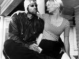 The Wild Angels, Bruce Dern, Diane Ladd, 1966 Photo