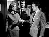 Written On The Wind, Lauren Bacall, Rock Hudson, Robert Stack, 1956 Photo