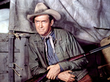 Bend Of The River, James Stewart, 1952 Photo