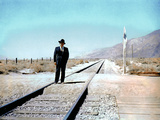 Bad Day At Black Rock, Spencer Tracy, 1955 Plakát
