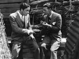 Wings, Charles 'Buddy' Rogers, Richard Arlen, 1927 Photo