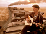 Bound For Glory, David Carradine, 1976 Photo